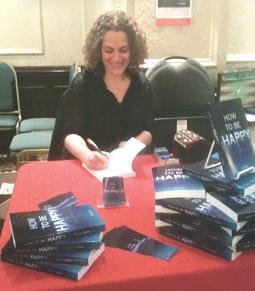 Book Signing Rita