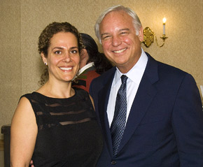 Rita with Jack Canfield